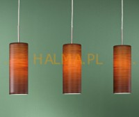 Lampa EGLO Brown Sugar 88705 zwis 3-pł.